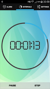 Wave Alarm - Alarm Clock Free- screenshot thumbnail