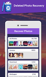 App Deleted Photo: Recovery & Restore APK for Windows Phone
