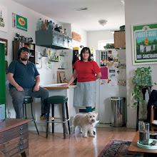 Photo: title: Juan William Chávez & Kiersten Torrez, St. Louis, Missouri date: 2012 relationship: friends, art, met through Laura Fried years known: 0-5