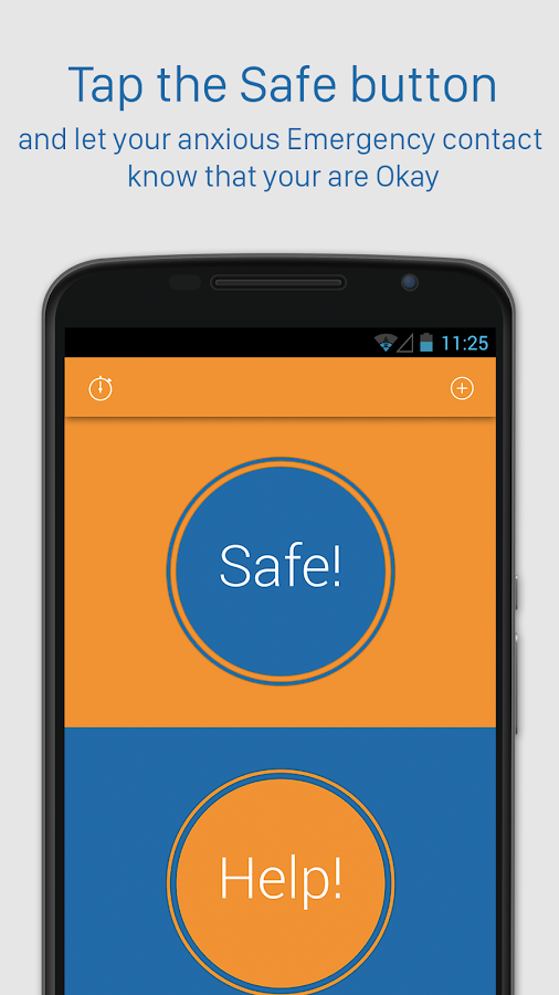 Realy Safe - Safety for agents- screenshot