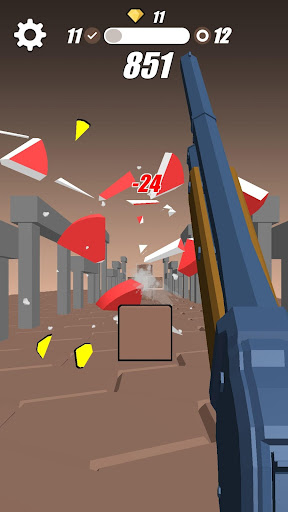 Merge Shooting apkdebit screenshots 3