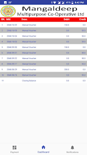 Mangaldeep Mobile Banking for PC-Windows 7,8,10 and Mac apk screenshot 4