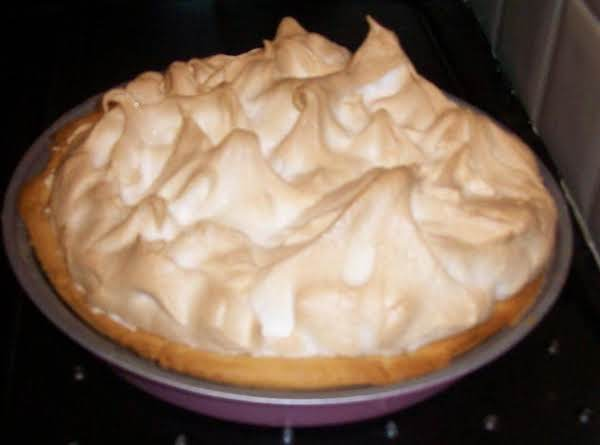 Grannys Lemon Meringue Pie Recipe