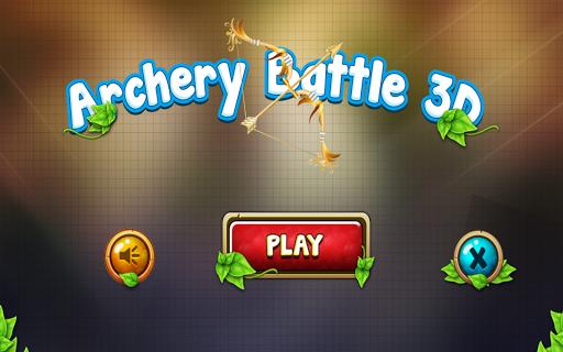Archery Battle 3D 1.0 screenshots 1