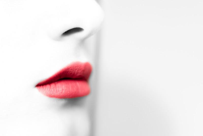 Labbra di Andrea Calò