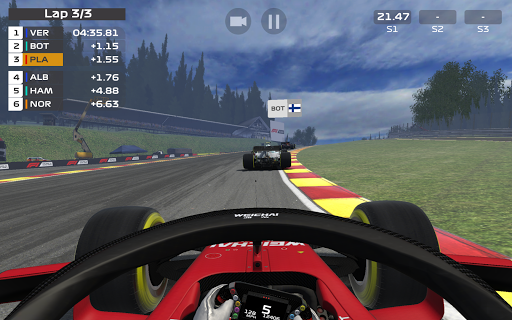 F1 Mobile Racing 2.2.2 Mod Screenshots 8
