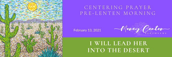 Centering Prayer: Pre-Lenten Prayer Morning