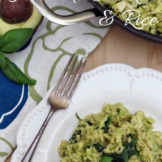 Avocado Chicken Rice Recipes.