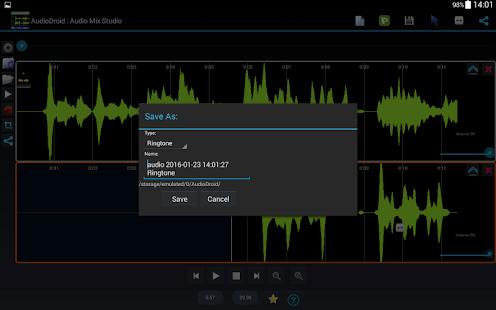 AudioDroid : Audio Mix Studio 14