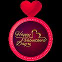 Valentines Love Message icon
