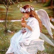 К чему снится ангел с крыльями?