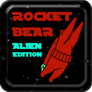 Rocket Bear - Alien Edition APK Cracked Download