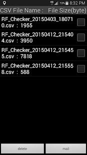RF Checker -Radio strength - - náhled