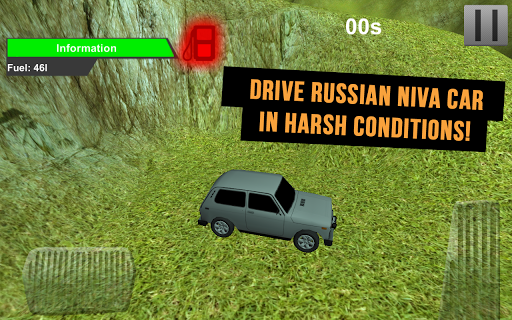 Russian Wild Roads