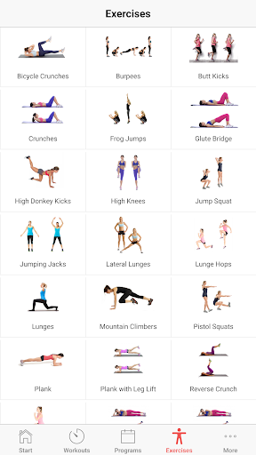 Download 30 Day Hourglass Figure Workout on PC & Mac with