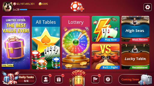 DH Texas Hold'em Poker 1.1.9 Mod screenshots 4