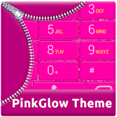 Pink Glow Theme for ExDialer