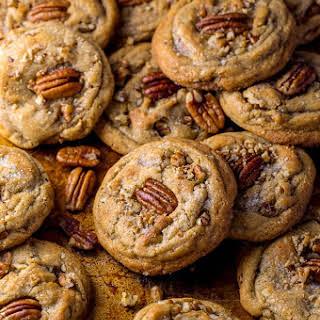 Butter Pecan Cookies.