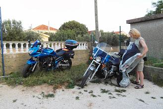 Photo: Motongi zaparkowane