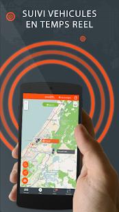 iGeotek App Mobile - náhled