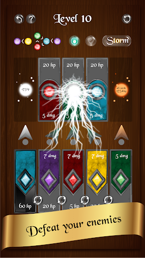 Elemental Storm: Card Battle Arena screenshot 14