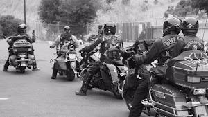 rando moto de groupe route 66