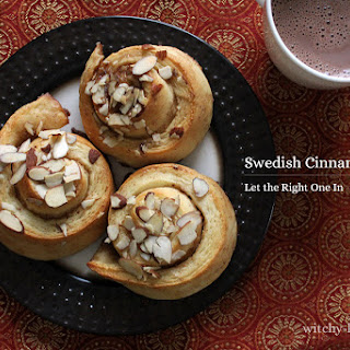Swedish Cinnamon Rolls