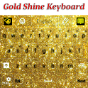 Gold Shine Keyboard icon