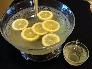 Almond Punch Recipe