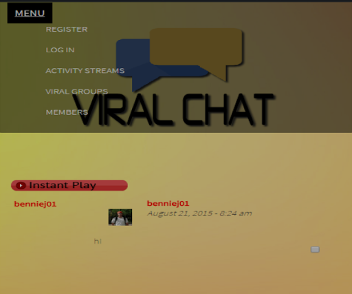 Viral Chat - FREE Chat Hangout