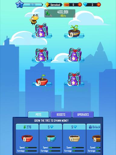 Merge Money - I Made Money Grow On Trees screenshots 14