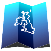 Aqua Map UK & Ireland GPS