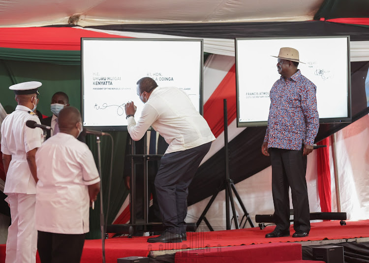 Judge declines bid to stop IEBC from receiving BBI signatures