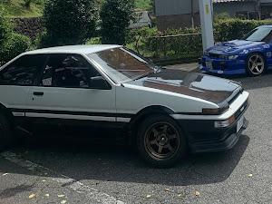 スプリンタートレノ AE86 昭和61年 GT-APEXのカスタム事例画像 kazustyleさんの2020年07月12日15:54の投稿