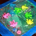 Bolsitas sensoriales de gel para descubrir