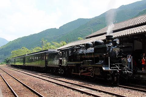 JR九州「SL人吉」