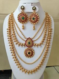 Jewelry Salon D2 Designer Fashion Jewellery Chennai