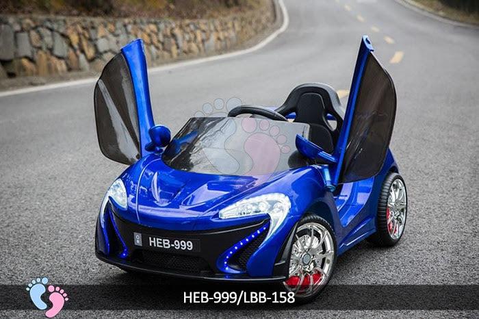 Xe hơi điện kiểu dáng thể thao LBB-158 5