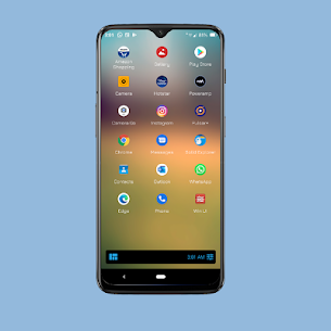 Win UI – The Launcher 2
