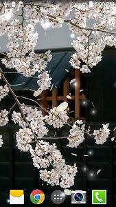 Sakura Live Wallpaper screenshot 7