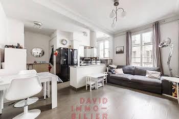 Appartement 3 pièces 58,03 m2