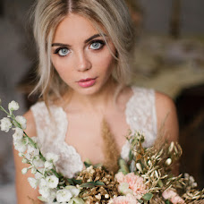 Wedding photographer Elena Rastegaeva (elenarastegaeva). Photo of 01.06.2017