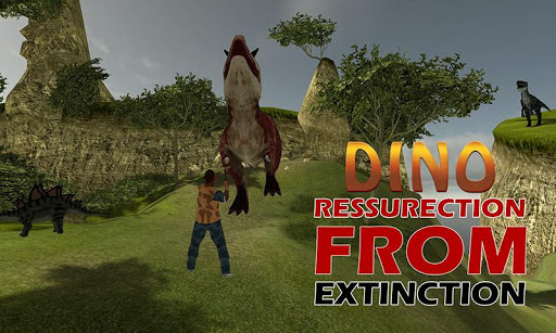 侏羅紀恐龍生存攻擊