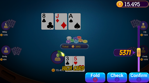 Texas Holdem Poker - Offline 1.4.3 screenshots 2