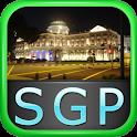 Singapore Offline Travel Guide icon