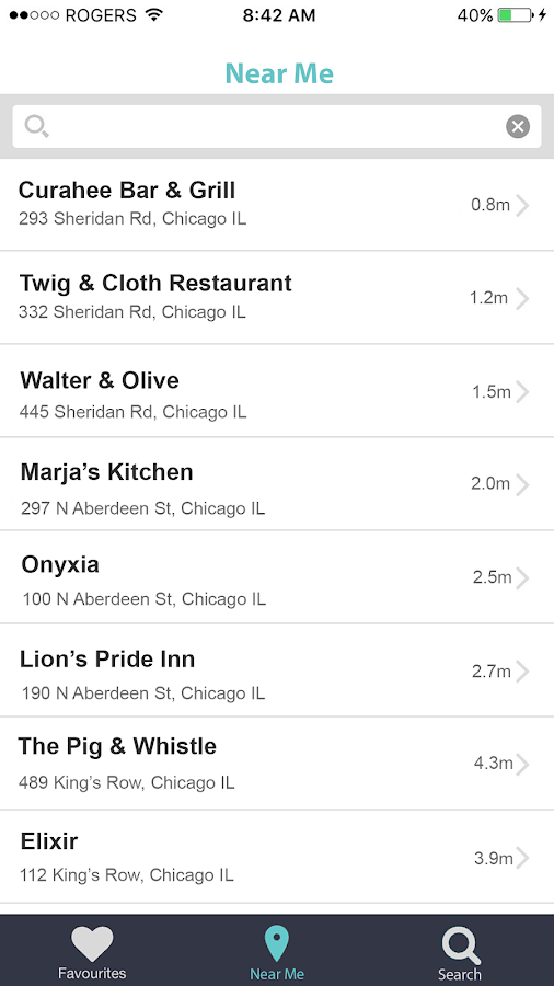 FoodSpect - Restaurant Inspections- screenshot