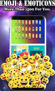 Chetuh Keyboard -Themes, GIF, Emoji. - náhled