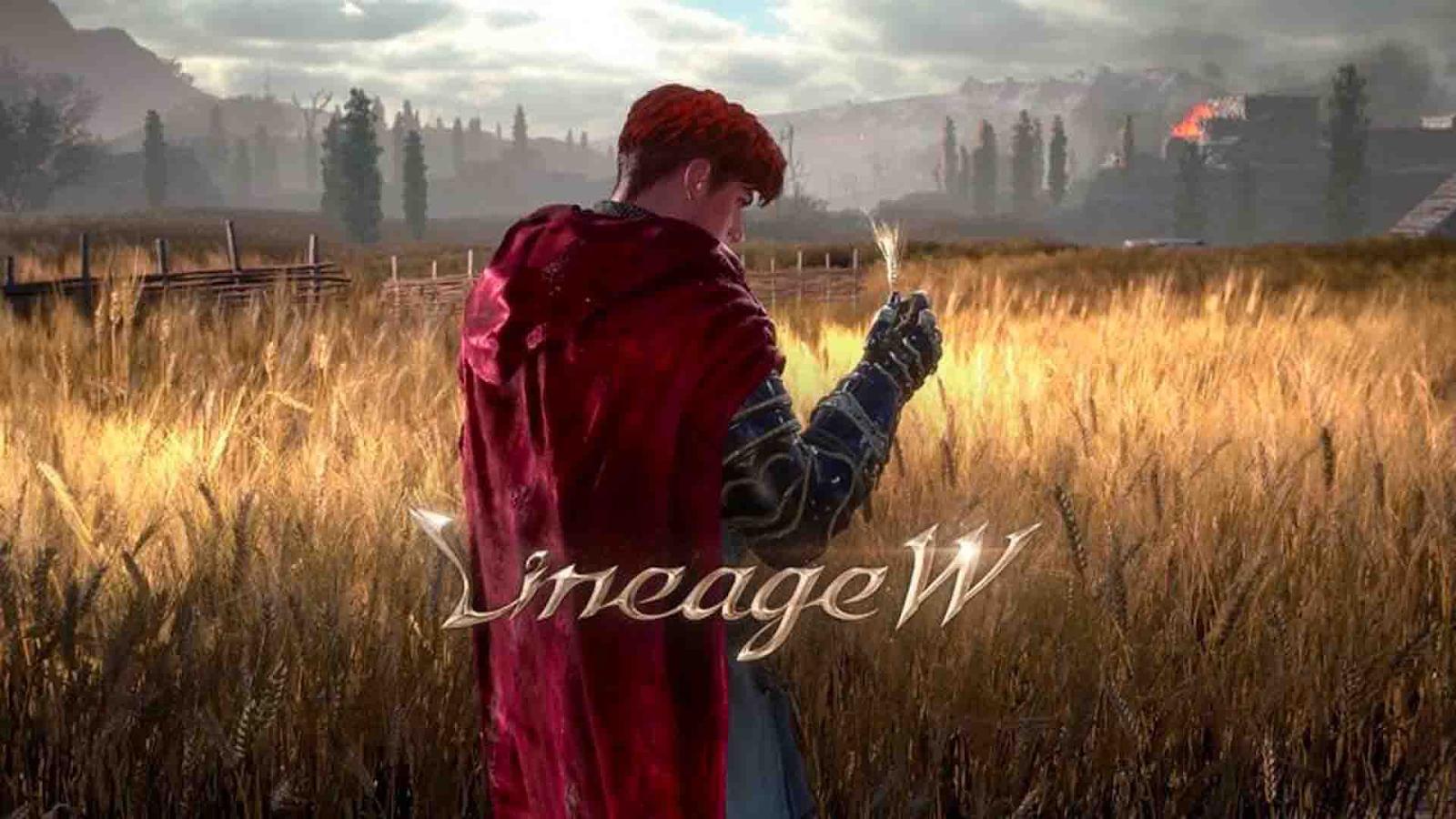 Siêu phẩm game mobile nhập vai Lineage W chính thức mở đăng ký chơi trước cho phiên bản toàn cầu 1234