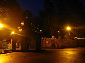 Photo: Święta góra Grabarka. Cudowne źródełko w cudnym oświetleniu. Jest to najważniejsze miejsce kultu religijnego dla wyznawców prawosławia w Polsce.