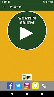 WCWP Radio - náhled